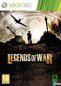Portada oficial de History Legends of War para Xbox 360