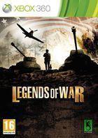 Portada oficial de de History Legends of War para Xbox 360