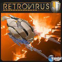 Portada oficial de Retrovirus para PC