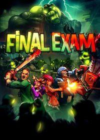 Portada oficial de Final Exam para PC