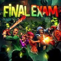 Portada oficial de Final Exam PSN para PS3