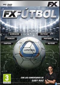Portada oficial de FX Fútbol para PC