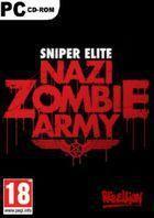 Portada oficial de de Sniper Elite: Nazi Zombie Army para PC