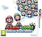 Portada oficial de de Mario & Luigi: Dream Team Bros. para Nintendo 3DS