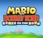 Portada oficial de de Mario and Donkey Kong: Minis on the Move eShop para Nintendo 3DS