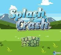 Portada oficial de Splash or Crash eShop para Nintendo 3DS