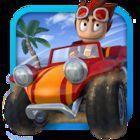 Portada oficial de de Beach Buggy Blitz para Android