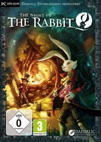 Portada oficial de The Night of the Rabbit para PC