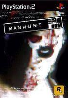 Portada oficial de de Manhunt para PS2