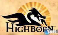 Portada oficial de Highborn para PC