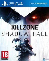 Portada oficial de Killzone: Shadow Fall para PS4