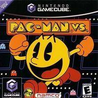 Portada oficial de Pac-Man VS para GameCube