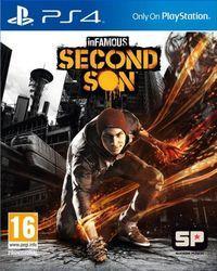Portada oficial de inFamous: Second Son para PS4