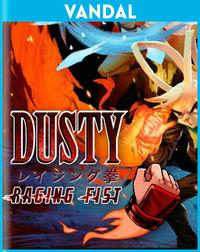 Portada oficial de Dusty Raging Fist para PS4