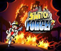 Portada oficial de Mighty Switch Force! 2 eShop para Nintendo 3DS