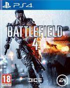Portada oficial de de Battlefield 4 para PS4