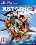 Portada oficial de de Just Cause 3 para PS4