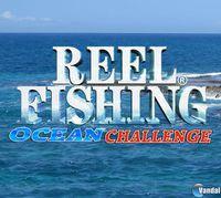 Portada oficial de Reel Fishing Ocean Challenge WiiW para Wii