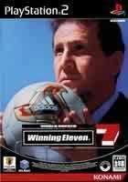 Portada oficial de de World Soccer Winning Eleven 7 para PS2