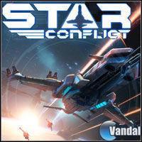 Portada oficial de Star Conflict para PC