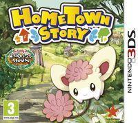 Portada oficial de HomeTown Story para Nintendo 3DS