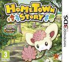 Portada oficial de de HomeTown Story para Nintendo 3DS