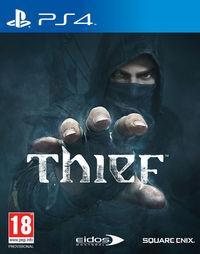 Portada oficial de Thief para PS4