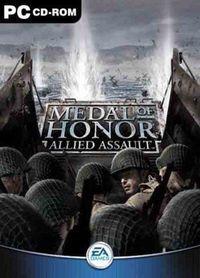 Portada oficial de Medal of Honor: Allied Assault para PC