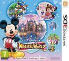 Portada oficial de de Disney Magical World para Nintendo 3DS