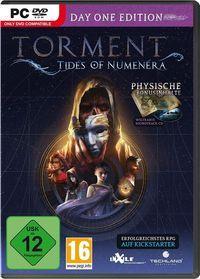 Portada oficial de Torment: Tides of Numenera para PC