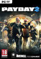 Portada oficial de de Payday 2 para PC