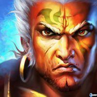 Portada oficial de The Gods: Rebellion para iPhone
