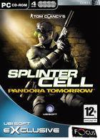 Portada oficial de de Splinter Cell: Pandora Tomorrow para PC