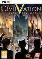 Portada oficial de de Civilization V: Cambia el Mundo para PC