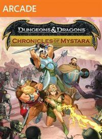 Portada oficial de Dungeons & Dragons: Chronicles of Mystara XBLA para Xbox 360