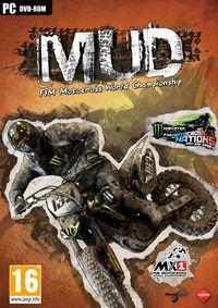 Portada oficial de MUD Motocross World Championship para PC
