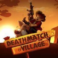 Portada oficial de Deathmatch Village PSN para PS3