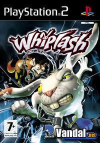 Portada oficial de Whiplash para PS2