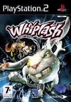 Portada oficial de de Whiplash para PS2