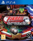 Portada oficial de de Pinball Arcade para PS4