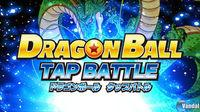 Portada oficial de Dragon Ball: Tap Battle para Android