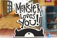 Portada oficial de Monster Loves You! para PC