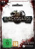 Portada oficial de de Blackguards para PC