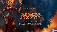 Portada oficial de Magic The Gathering: Duels of the Planeswalkers 2014 PSN para PS3