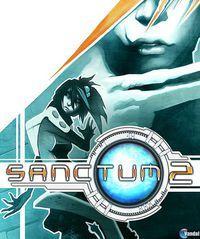 Portada oficial de Sanctum 2 PSN para PS3