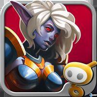 Portada oficial de Heroes of Destiny para iPhone