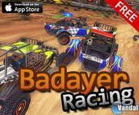 Portada oficial de Badayer Racing para iPhone