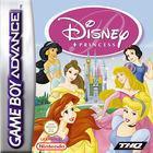 Portada oficial de de Disney Princesas para Game Boy Advance