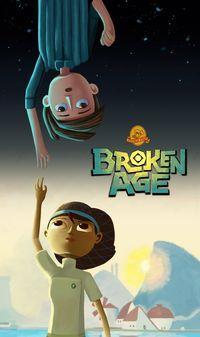 Portada oficial de Broken Age para PC