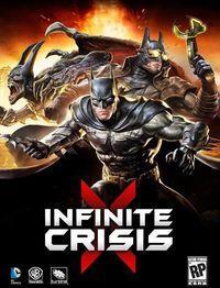 Portada oficial de Infinite Crisis para PC